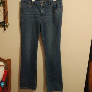 Ralph Lauren Classic Straight Jeans